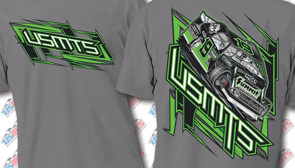 "USMTS ""Green Envy"" Shirt"