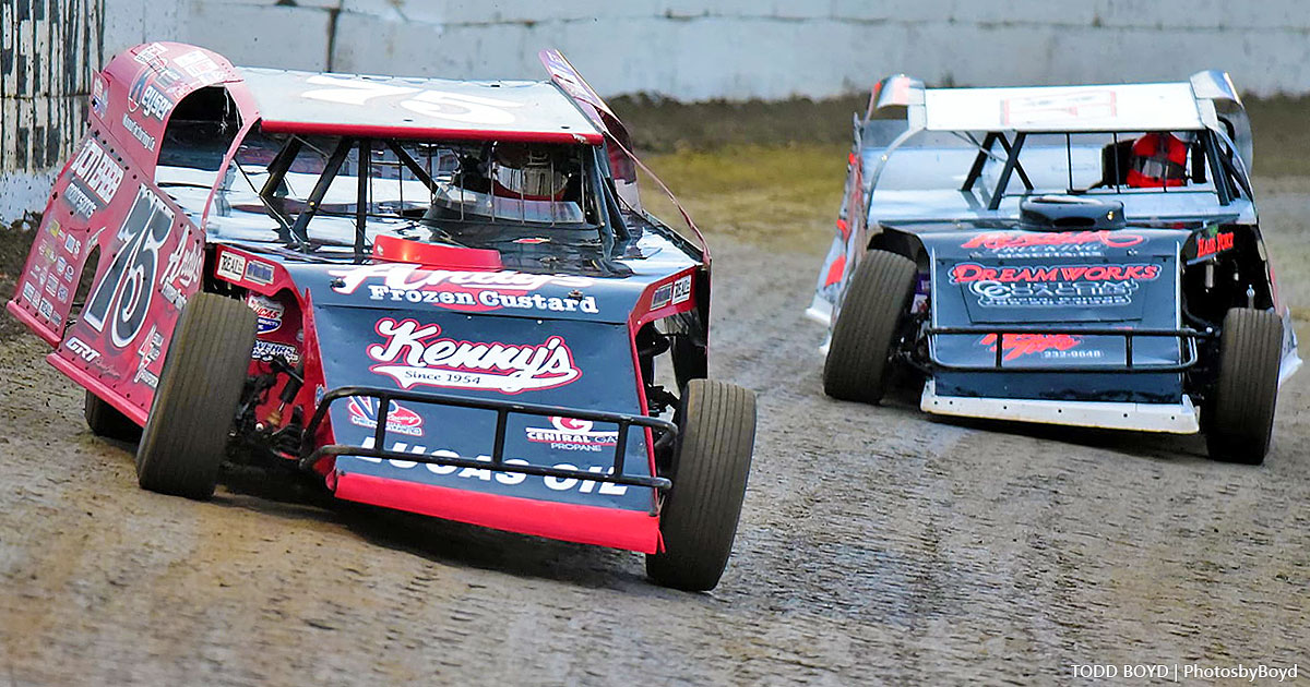 $20,000 to win when USMTS tackles two legends May 14-15